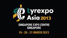 建新橡胶将参加2013年新加坡轮胎展